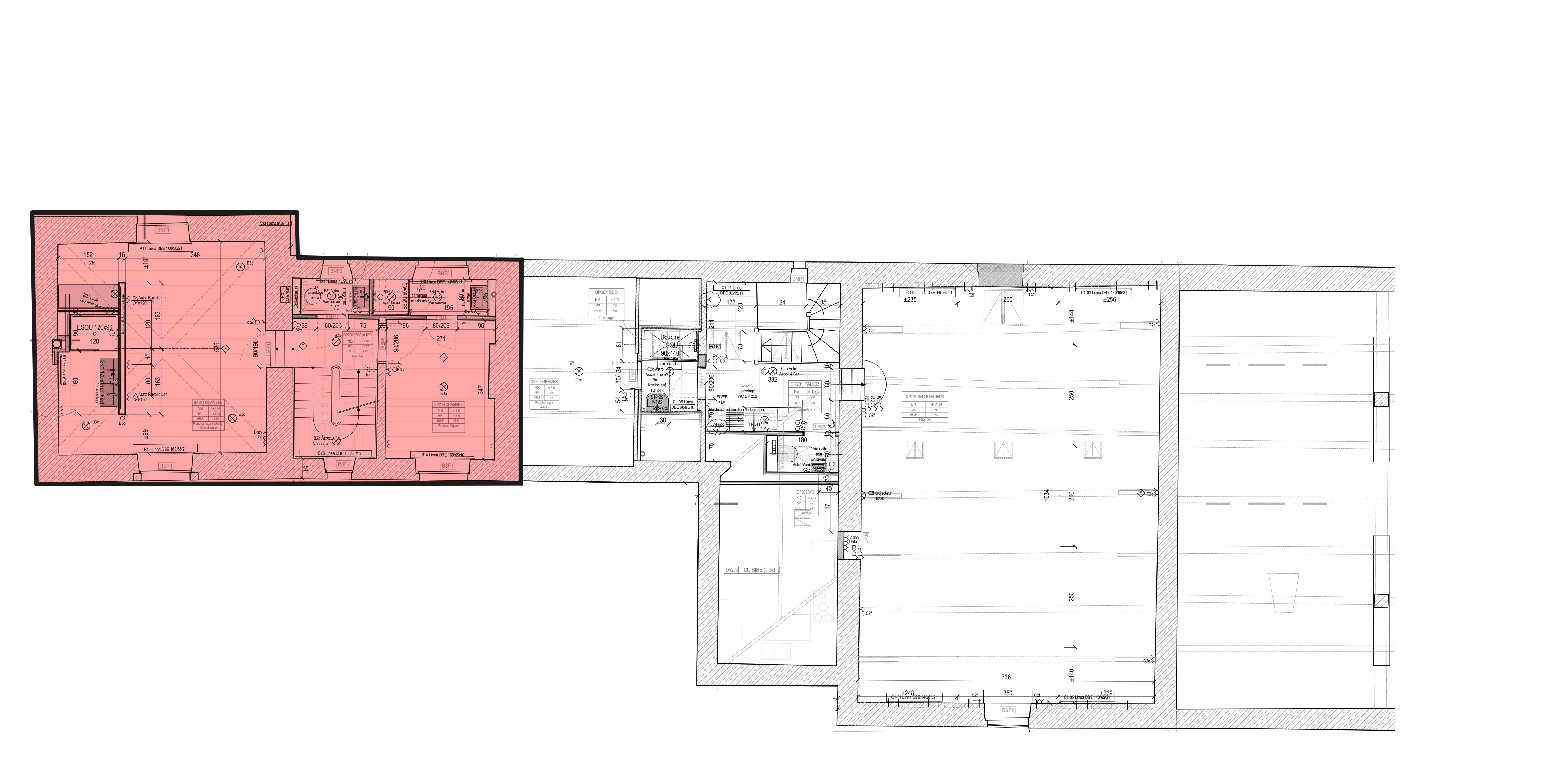 B-eerste-etage