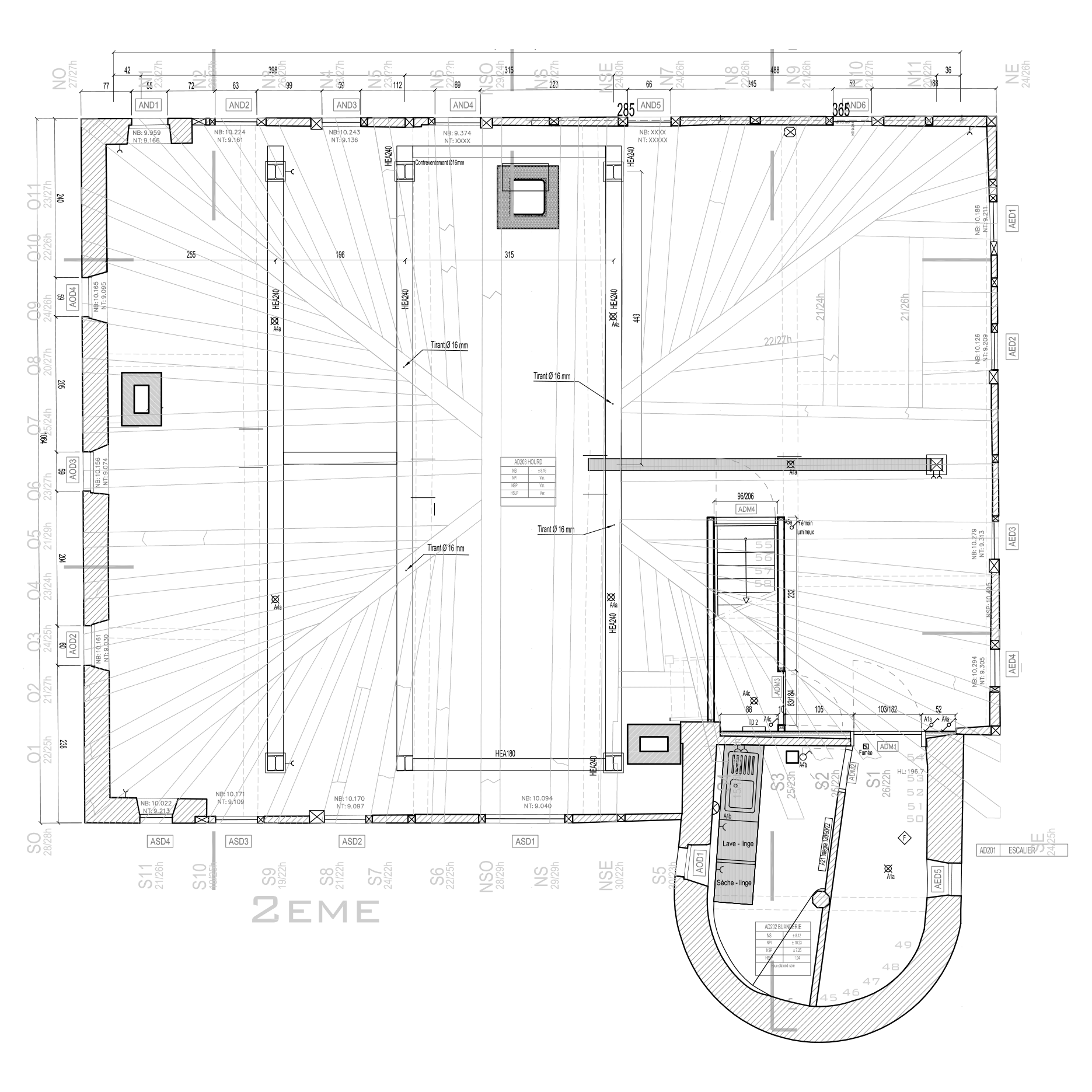donjon-tweede-etage
